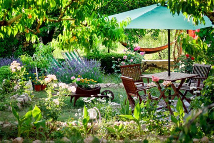 Fengshui im Garten
