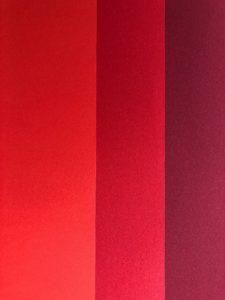 Rottöne Farbpalette farben und feng-shui teil ii - herzpunkte